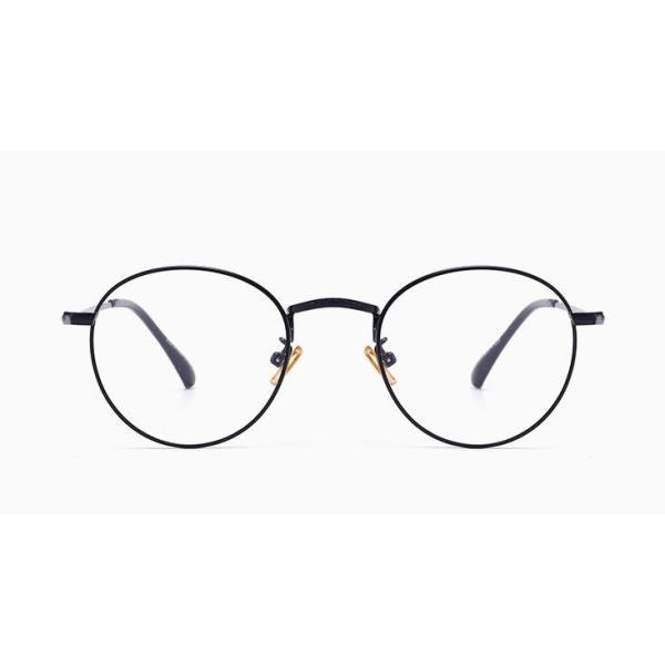 PCメガネ 丸型 ブルーライト カット メガネ 度なし おしゃれ パソコン用メガネ ブルーライトカット PC メガネ PC眼鏡 PCメガネ|24store|11