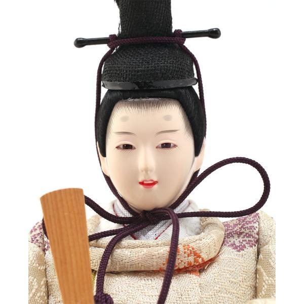 雛人形 ひな人形 親王飾り 平飾り 雛爛漫 h293-fzcp-47st10|2508-honpo|04
