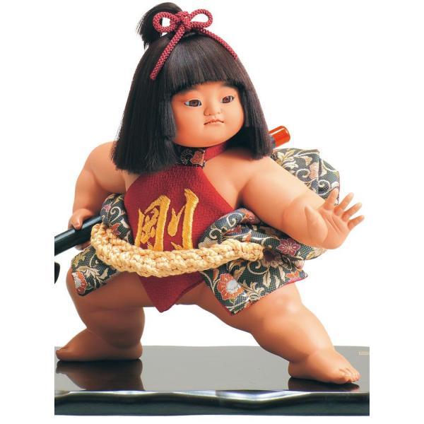 五月人形 吉徳 金太郎 浮世人形 ...