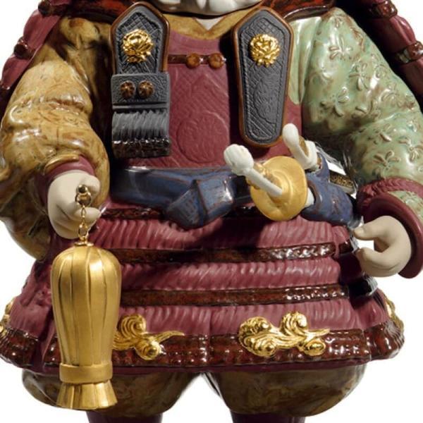 リヤドロ 五月人形 子供大将飾り 武者人形 Lladro 磁器人形 若武者60周年記念モデル フルセット 限定3500体 h315-01013045-fs|2508-honpo|05