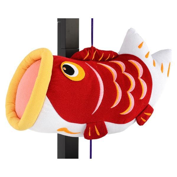 こいのぼり 鯉のぼり 室内用 ちりめん 室内こいのぼり飾り 特大 家紋・名入れ不可 h285-sw-sn16gkb01 2508-honpo 04
