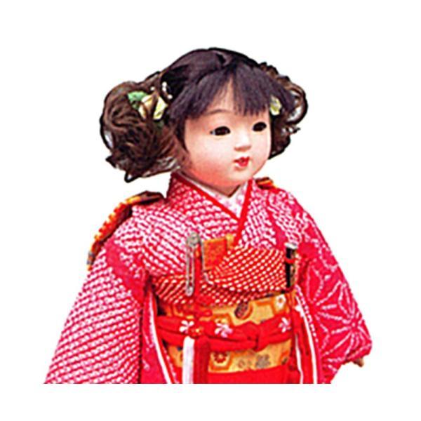 雛人形 久月 ひな人形 雛 市松人形 正絹総絞り h313-k-k1086g-6 D-79|2508-honpo|03