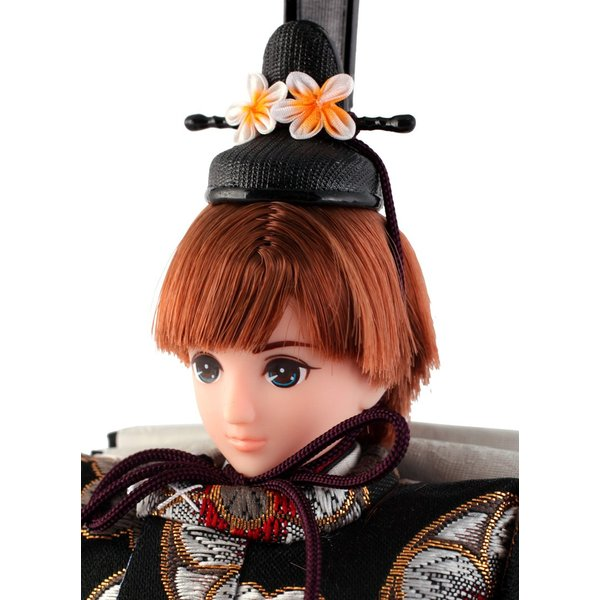 ひな人形 雛人形 久月 リカちゃん 三段飾り 五人飾り h273-ri-268|2508-honpo|05