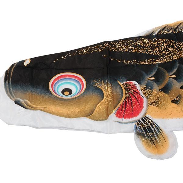 こいのぼり 鯉のぼり ベランダ マンション 2m ファミリー セット 海宝 家紋名前入れ不可 h275-tk-sp-a-20as|2508-honpo|04