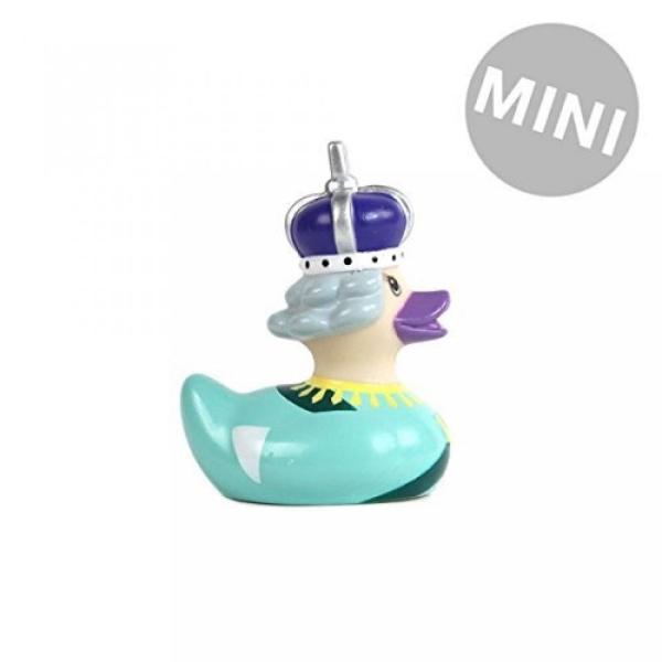 ベビー&乳幼児 お風呂グッズ Bud Duck ~ Mini Collectible Deluxe Rubber Duck ~ QUEEN