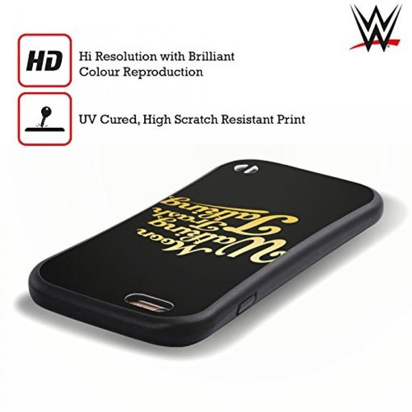 Official WWE Fablulous 2 Carmella Hybrid Case for Apple iPhone 7 Plus / 8 Plus 正規輸入品|2525k|04