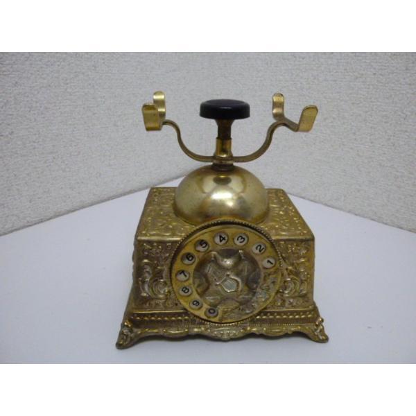 昭和レトロ 電話型電話保留オルゴール 中古|25dou