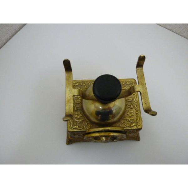 昭和レトロ 電話型電話保留オルゴール 中古|25dou|08