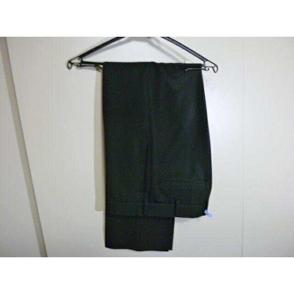 COMME CA DU MODE School Label 黒 ラウンドカラー学生服(学ラン)160A 上下セット 中古 業者クリーニング済み|25dou|12