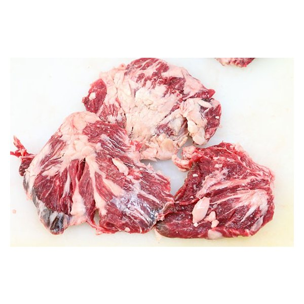 訳あり 国産牛ステーキのミミ 切り落とし 400g〜500g 2983