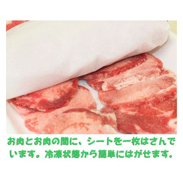 牛タン切り落とし 500g (バーベキュー BBQ) セット|2983|02