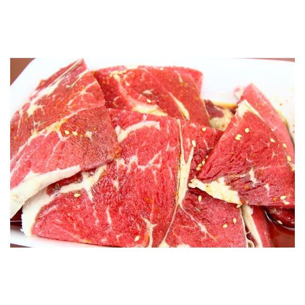 (バーベキュー BBQ) セット もっさり牛焼き肉セット 3kg |2983|02