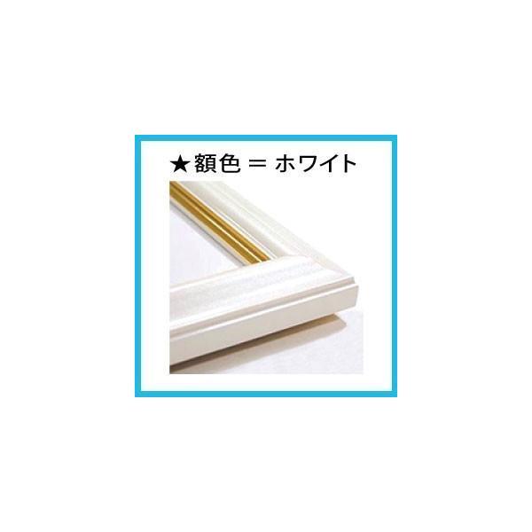 K-012 ー白壁の美 ふじもと秀志/ふるさと風景画  柳井風景アート インテリアアート 29un 02