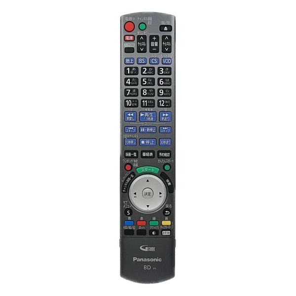 N2QAYB000808パナソニックブルーレイレコーダー用リモコン純正Panasonic