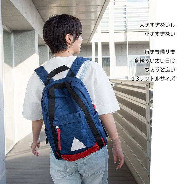 アノニム リュック 6H DAYPACK LIGHT ANONYM CRAFTSMAN DESIGN|2m50cm|02