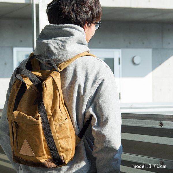 アノニム リュック 6H DAYPACK LIGHT ANONYM CRAFTSMAN DESIGN|2m50cm|03