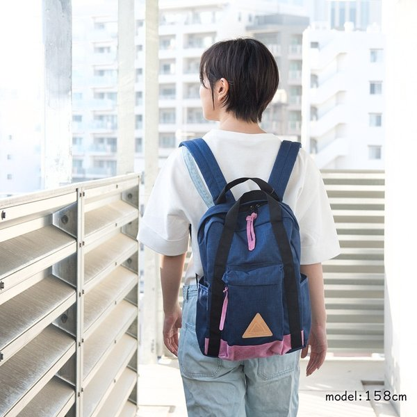 アノニム リュック 6H DAYPACK LIGHT ANONYM CRAFTSMAN DESIGN|2m50cm|04