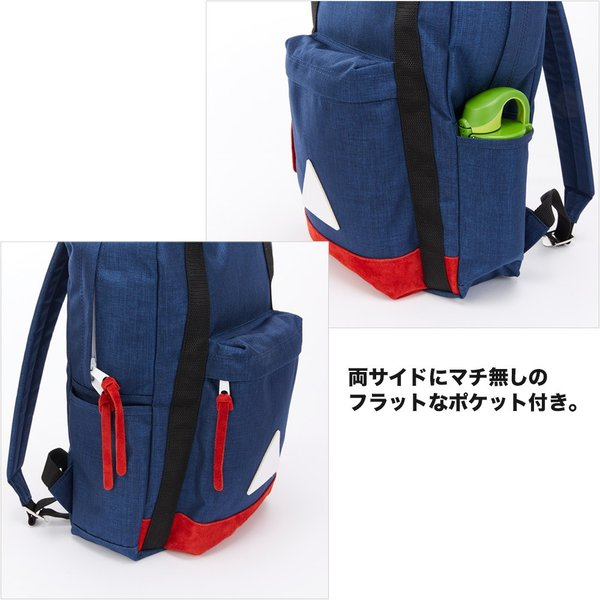 アノニム リュック 6H DAYPACK LIGHT ANONYM CRAFTSMAN DESIGN|2m50cm|06