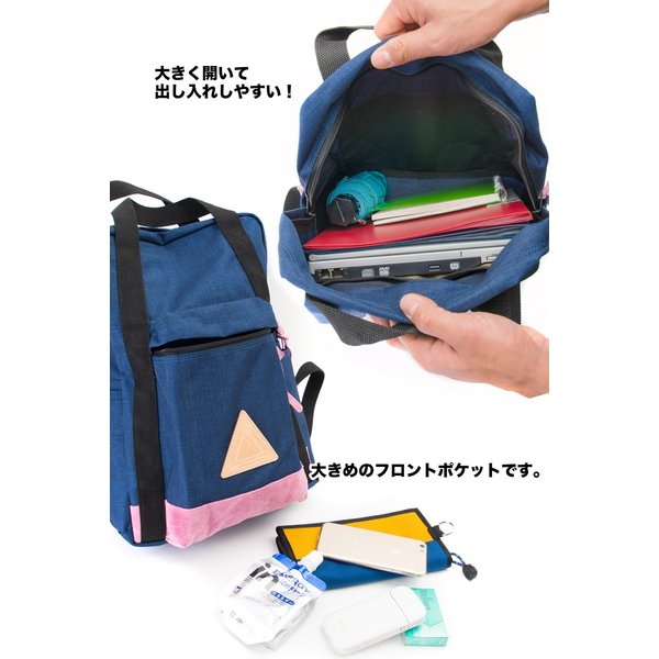 アノニム リュック 6H DAYPACK LIGHT ANONYM CRAFTSMAN DESIGN|2m50cm|07