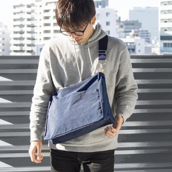 アノニム OBI SHOULDER BAG M 15L ANONYM CRAFTSMAN DESIGN|2m50cm|11