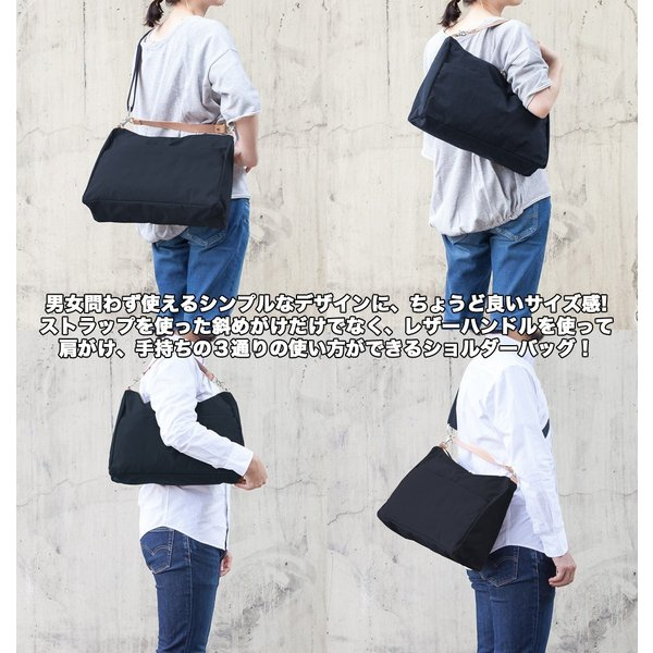 アノニム OBI SHOULDER BAG M 15L ANONYM CRAFTSMAN DESIGN|2m50cm|06
