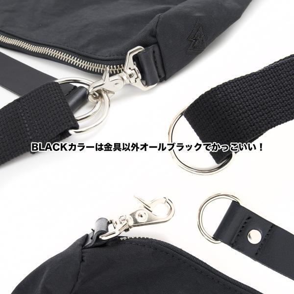 アノニム OBI SHOULDER BAG M 15L ANONYM CRAFTSMAN DESIGN|2m50cm|09