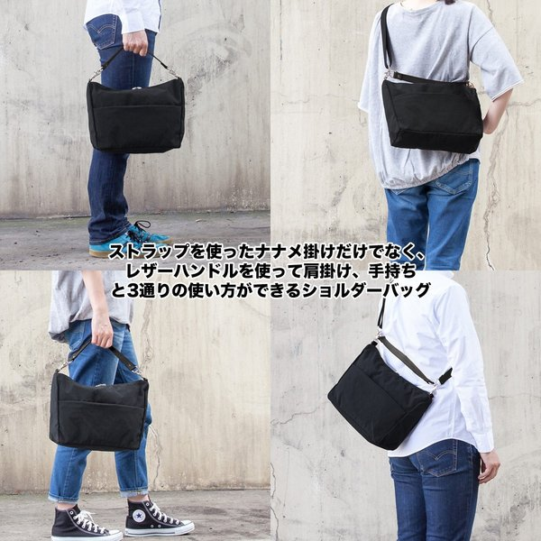 アノニム OBI SHOULDER BAG S 9L|2m50cm|06