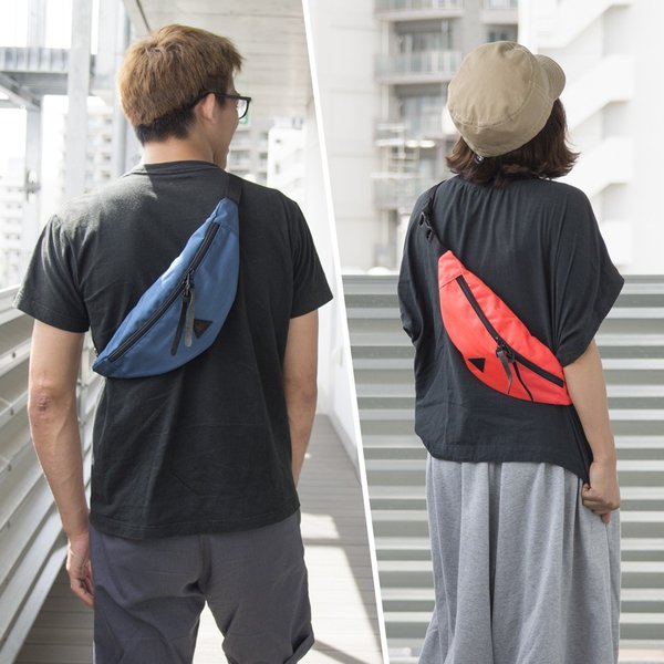 ANONYM CRAFTSMAN DESIGN ボディバッグ KONA FUNNY PACK|2m50cm|14