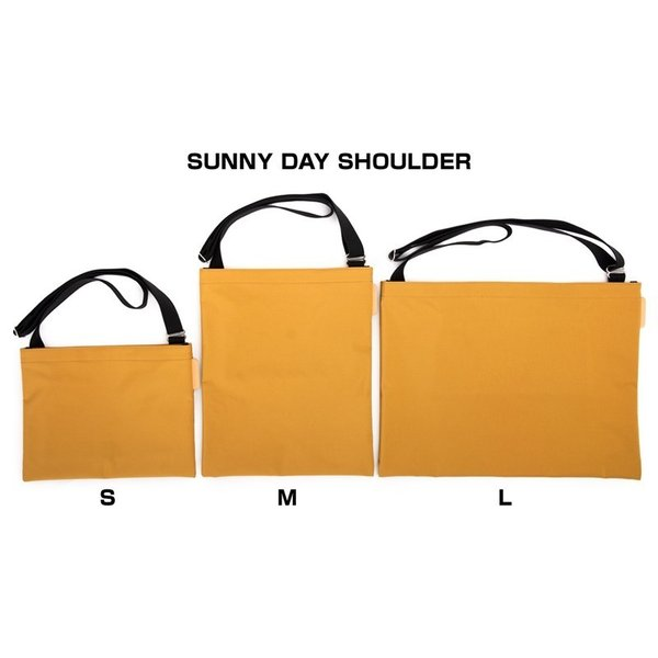 Anonym ショルダーバッグ SUNNY DAY SHOULDER M|2m50cm|11