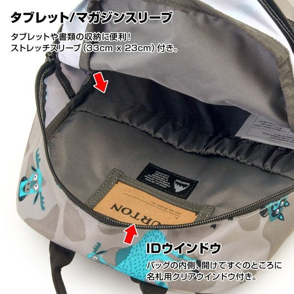 BURTON バートン YOUTH GROMLET PACK 15L|2m50cm|07