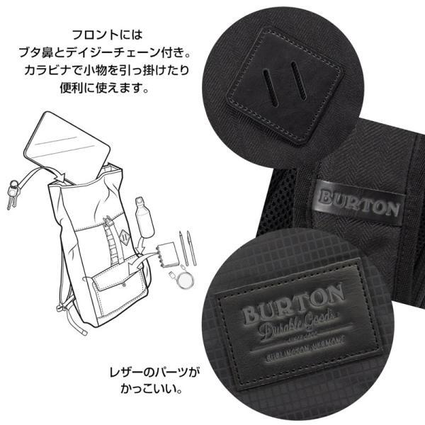 BURTON バートン リュック Export Pack 25L|2m50cm|12