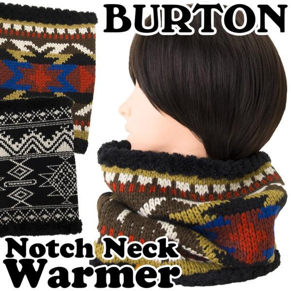 BURTON バートン ネックウォーマー Notch Neck Warmer 2m50cm