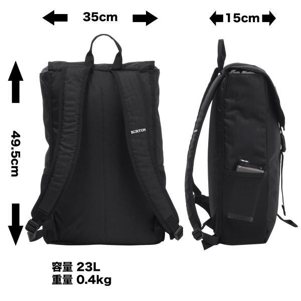 バートン リュック Westfall Pack 23L|2m50cm|06