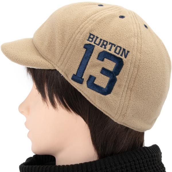 37d4f9c4387 BURTON バートン Player Fleece Cap キャップ  BU-116 2m50cm - 通販 ...
