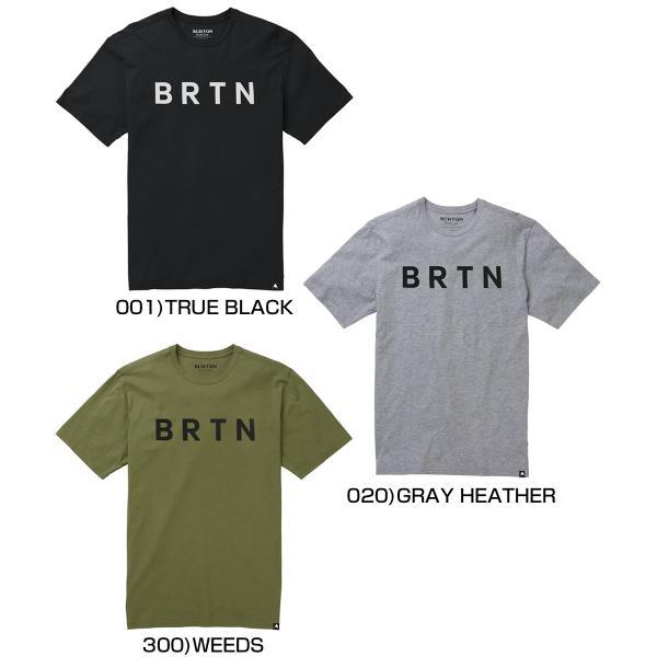 BURTON バートン Tシャツ BRTN Short Sleeve T Shirt|2m50cm|06