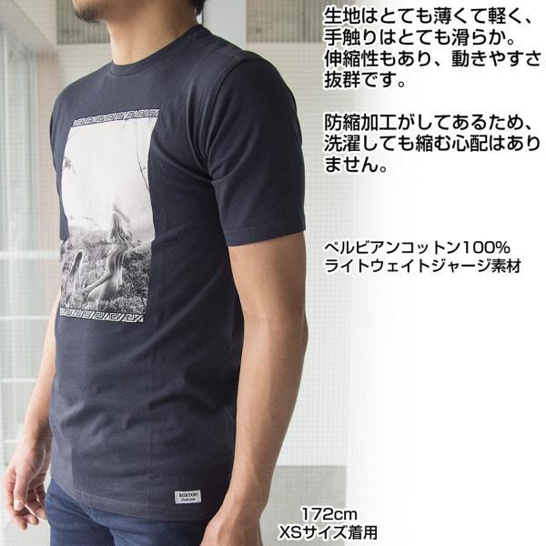 BURTON バートン Tシャツ Trinity Leaf Short Sleeve T|2m50cm|04