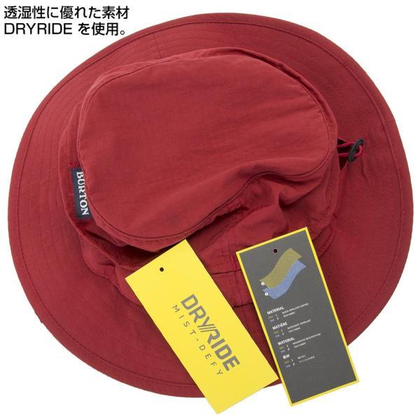 Burton バートン ハット Adventure Hat アドベンチャー ハット|2m50cm|10