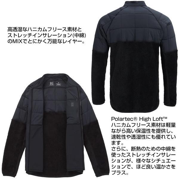BURTON ジャケット ak Hybrid Insulator Down Jacket|2m50cm|05