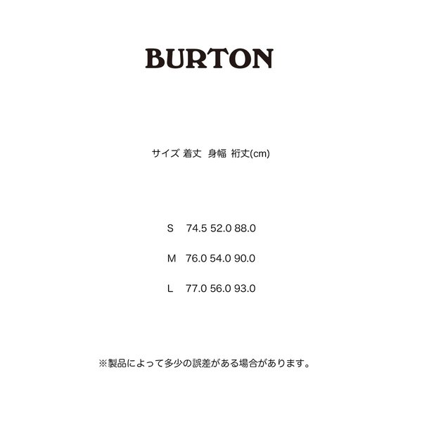 BURTON ジャケット ak Hybrid Insulator Down Jacket|2m50cm|06