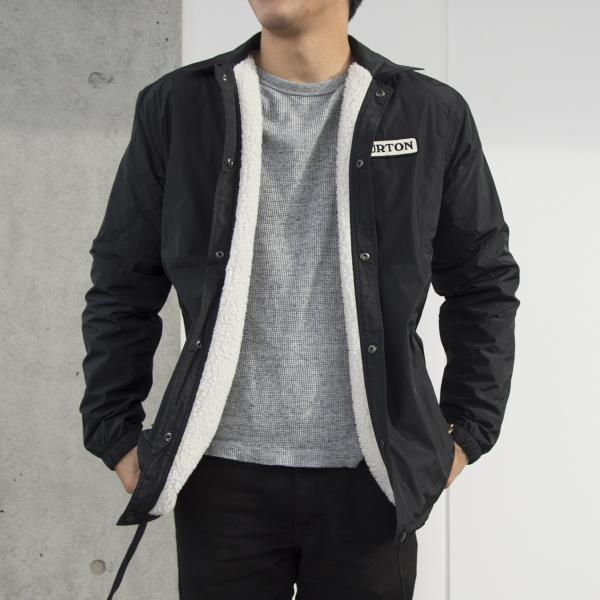 BURTON コーチジャケット MB JPN Coaches Jacket|2m50cm|03