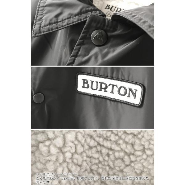 BURTON コーチジャケット MB JPN Coaches Jacket|2m50cm|06