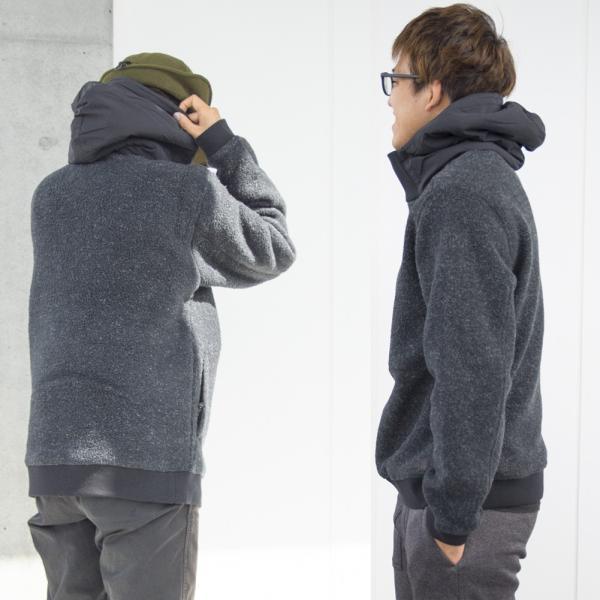 BURTON フリース Tribute Pullover Fleece|2m50cm|06