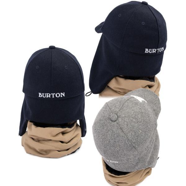 BURTON バートン Earflap Cap イヤーフラップ キャップ|2m50cm|08