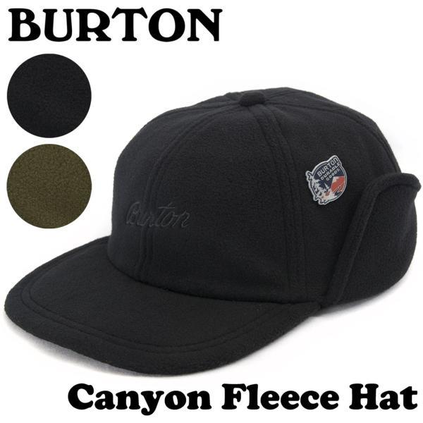BURTON バートン Canyon Fleece Hat|2m50cm
