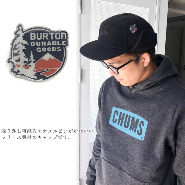 BURTON バートン Canyon Fleece Hat|2m50cm|03