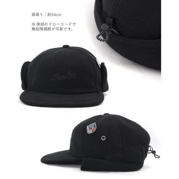 BURTON バートン Canyon Fleece Hat|2m50cm|06