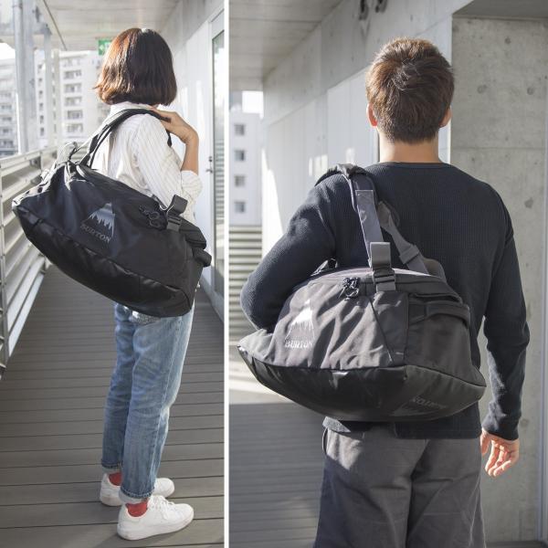 BURTON バートン ダッフルバッグ リュック Multipath Duffle Bag 40L|2m50cm|15