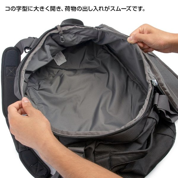 BURTON バートン ダッフルバッグ リュック Multipath Duffle Bag 40L|2m50cm|05