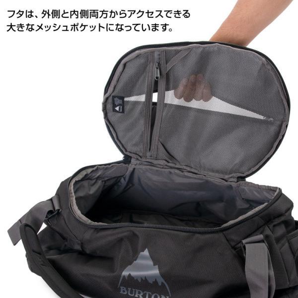 BURTON バートン ダッフルバッグ リュック Multipath Duffle Bag 40L|2m50cm|06