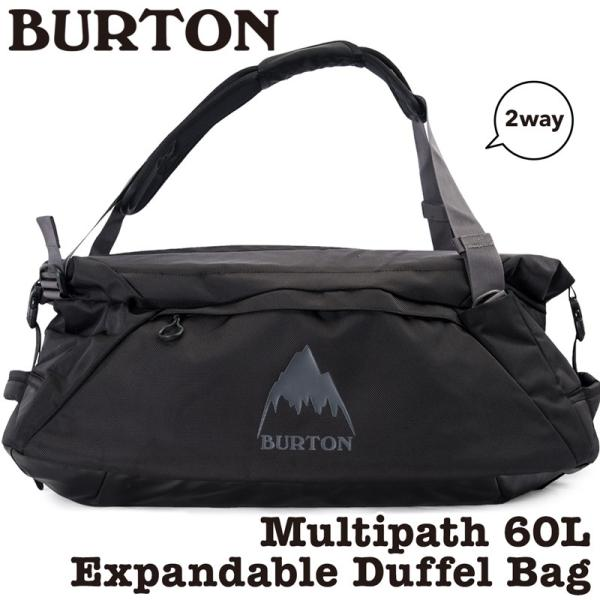 BURTON バートン ダッフルバッグ リュック Multipath Duffle Bag 60L+ 2m50cm